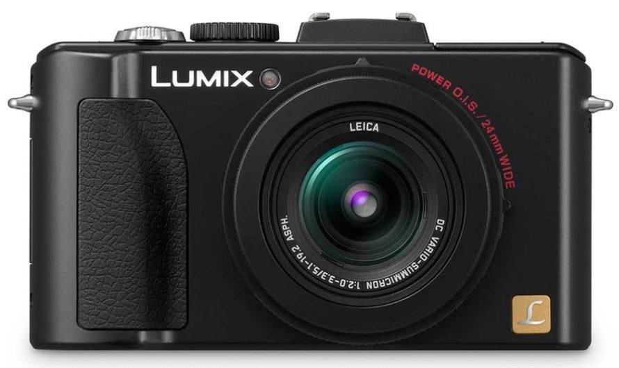 Фотоаппарат LUMIX DMC-LX5