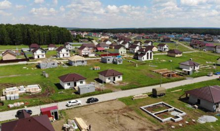 Экопарк 7 прудов в Екатеринбурге