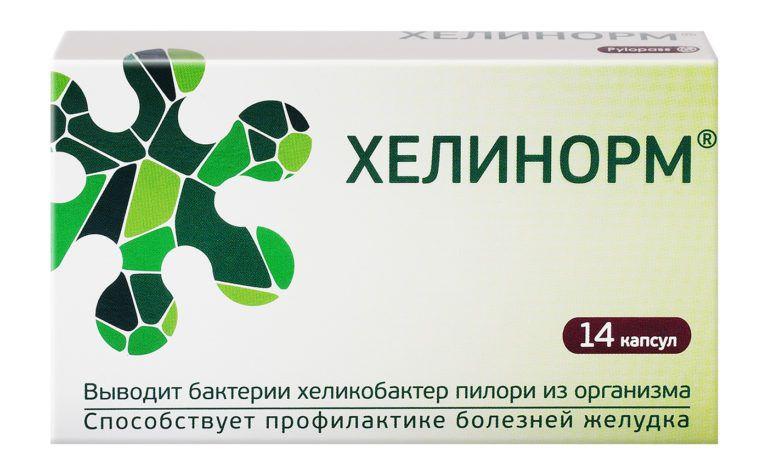 препарат Хелинорм