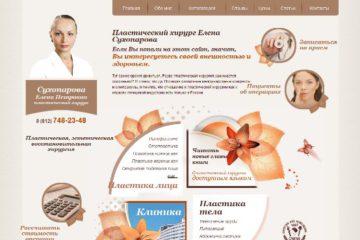 Пластический хирург Елена Сухопарова отзывы