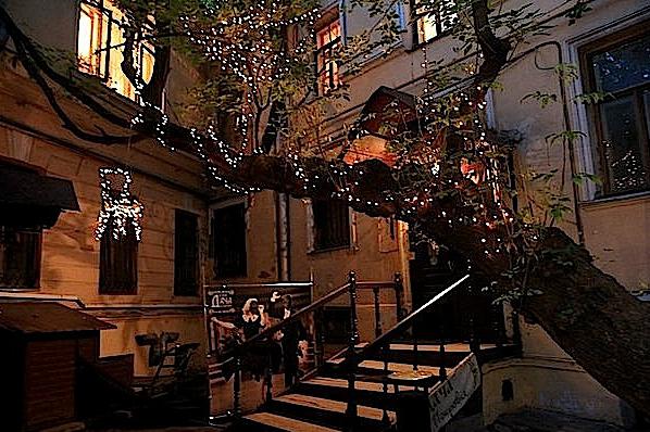 Ресторан Дача на Покровке отзывы