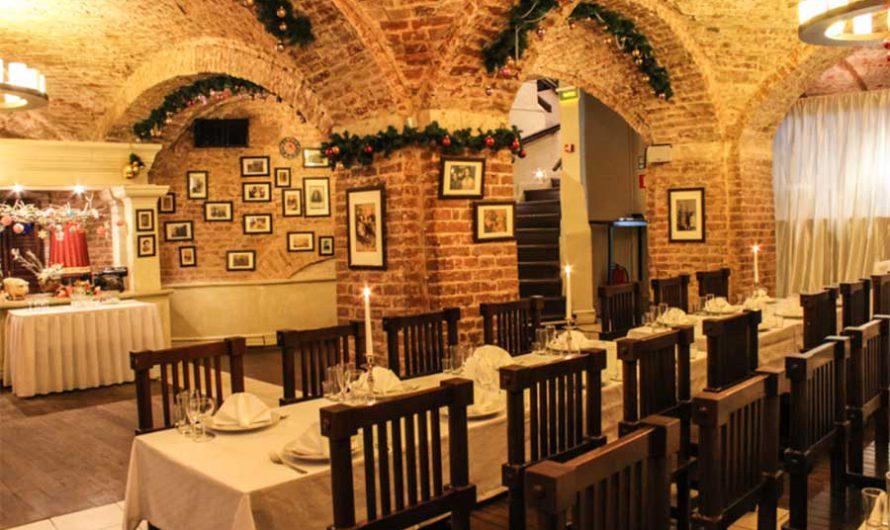 Ресторан Золотая рыбка