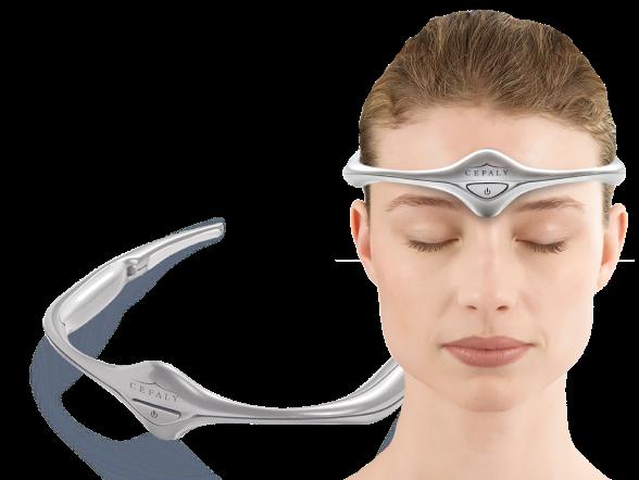 Обруч Цефали для лечения мигрени