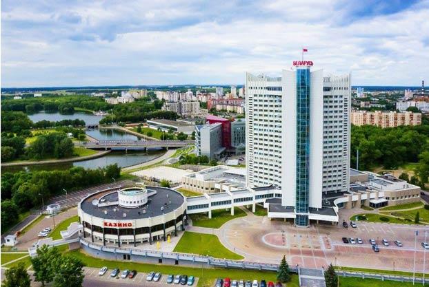 Гостиница Спутник в Минске